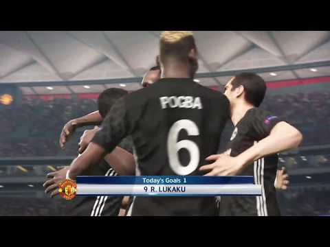 PES 2018] Prediction – Benfica vs Manchester United